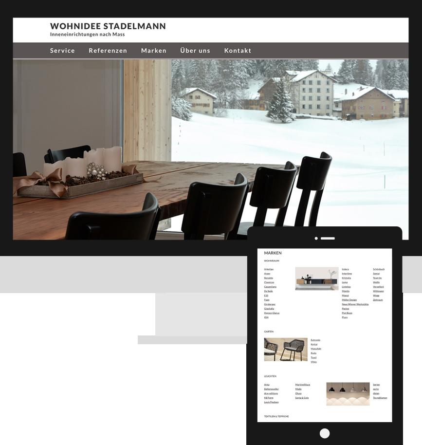 Screenshot Wohnidee Stadelmann
